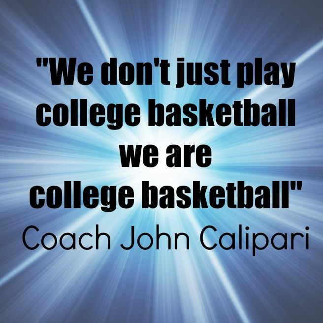 coach calipari quote 2013