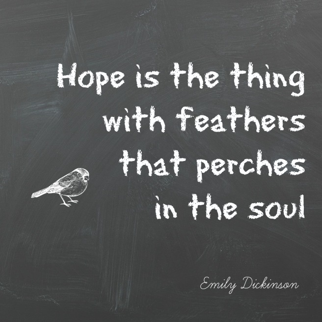 Hope.feathers