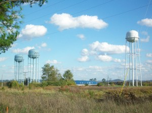 More water towers