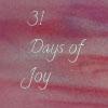 days of joy